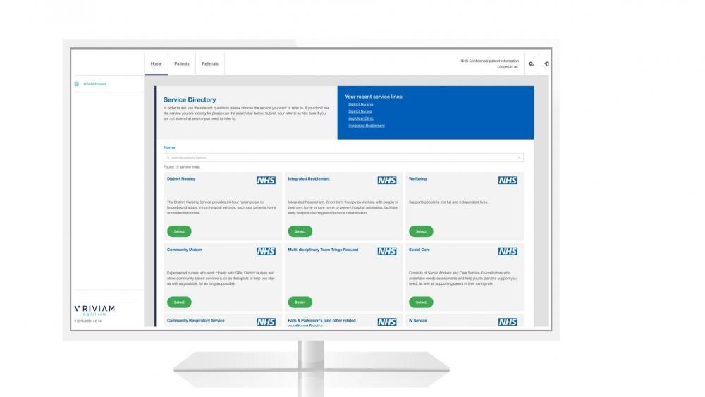 Service Directory In Desktop