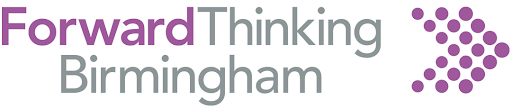 Forward Thinking Birmingham deploys RIVIAM for secure referral management to mental health services logo