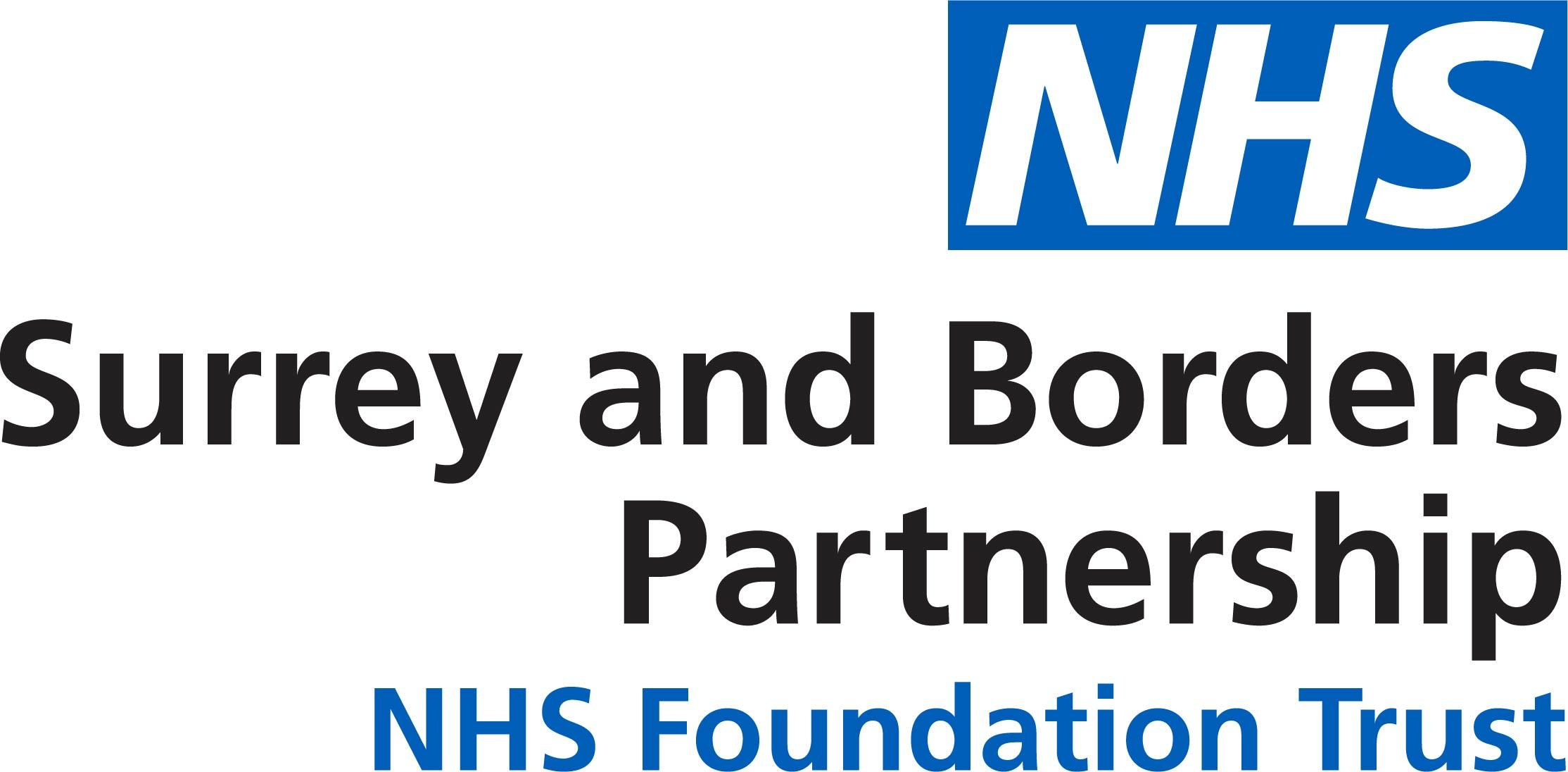 Surrey and Borders Partnership NHS Foundation Trust uses RIVIAM's referral management and workflow solution to deliver the Children and Family Health Service logo